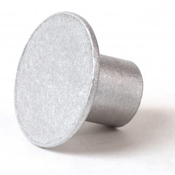 Aluminum Rebar Caps