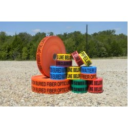 Non-Detectable Marking Tape