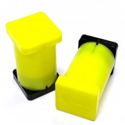 "1"" x 1"" x 2"" Magnetic Reference Module (Yellow)"