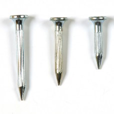 "2"" long x 1/4"" shank with 9/16"" head ( 100 per box )"