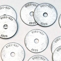 Aluminum Washers/Discs