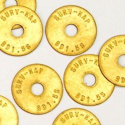 Brass Washers/Discs