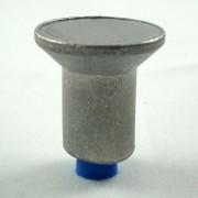"""1 1/2"""" Flat Top for 3/8"""" Rebar with Plastic Insert"""