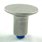 """2"""" Flat Top for 3/8"""" Rebar with Plastic Insert"""