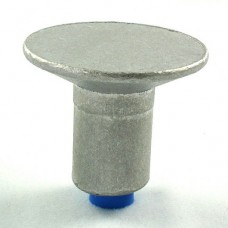 "2"" Flat Top for 3/8"" Rebar with Plastic Insert"