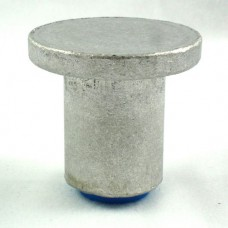 """2"""" Flat Top for 3/4"""" Rebar with Plastic Insert"""