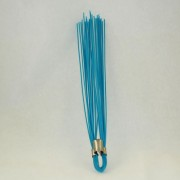 "Blue 6"" Marking Whiskers - QTY of 100"