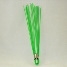 "Green 6"" Marking Whiskers - QTY of 100"