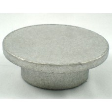 """3 1/4"""" Dome Top for Inside 2"""" Pipe/Conduit"""