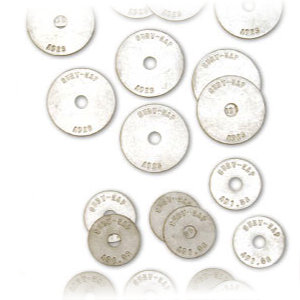 Aluminun washers and discs